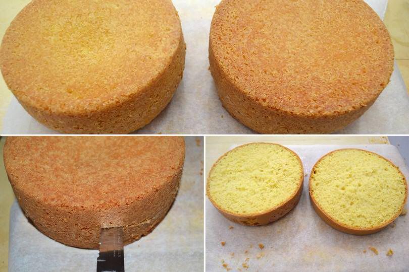 5 tagliare torta