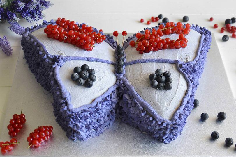 torta-farfalla