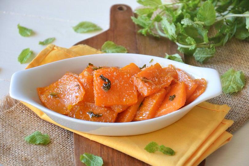 Zucca in agrodolce: la ricetta siciliana - Cookist