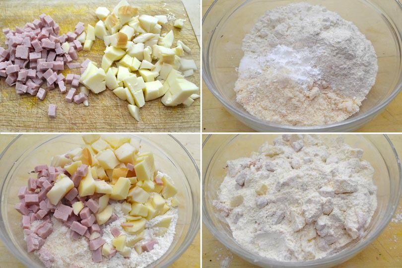 1 ingredienti solidi