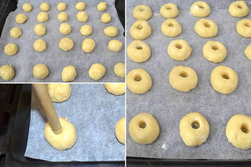 2 formare biscotti