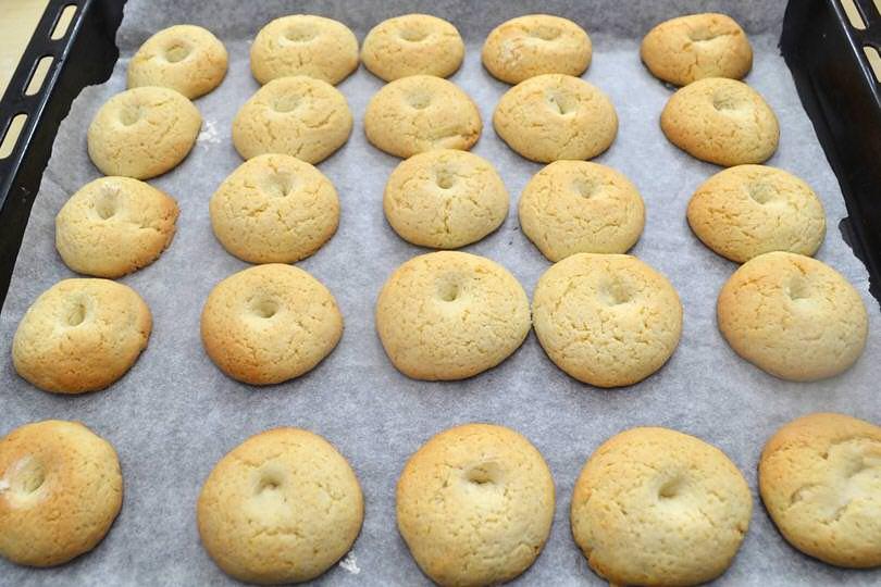 3 cuocere biscotti