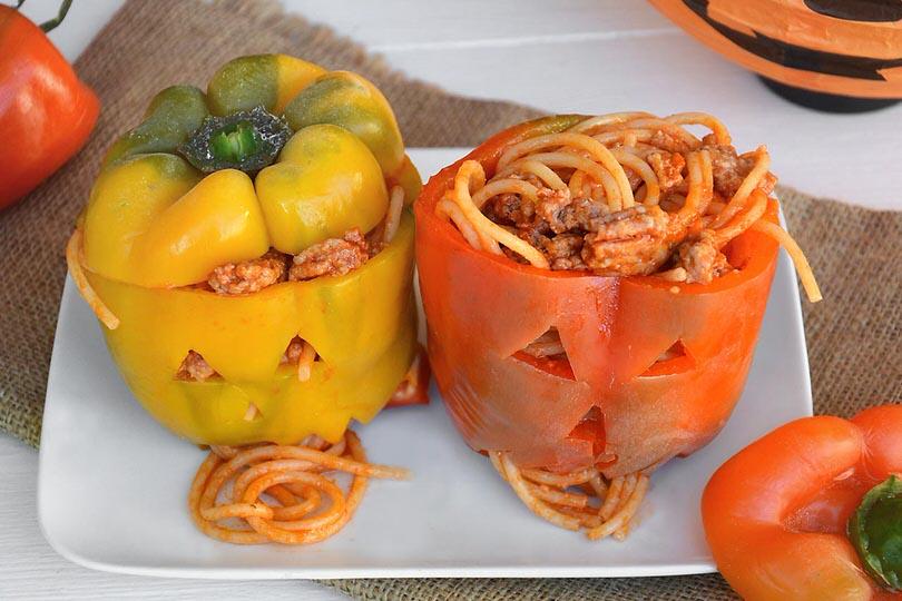 Peperoni-ripieni-halloween