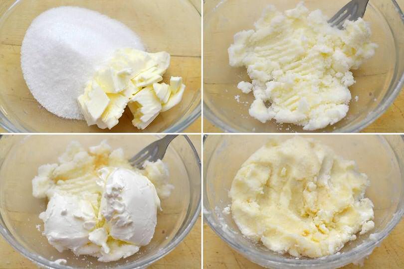 0 burro e zucchero
