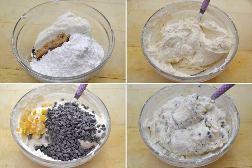 1 preparare crema