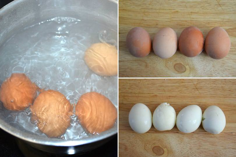 1 uova sode