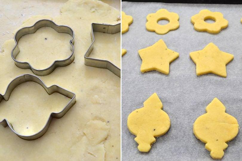2 tagliare biscotti