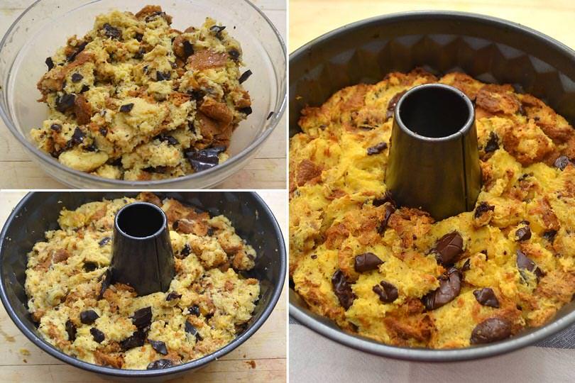 4 cuocere in forno
