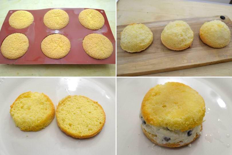 4 farcire tortine