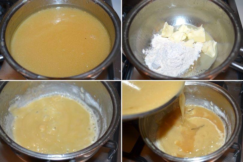 9 preparare sugo