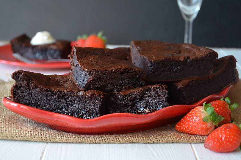 Brownies banana e nutella