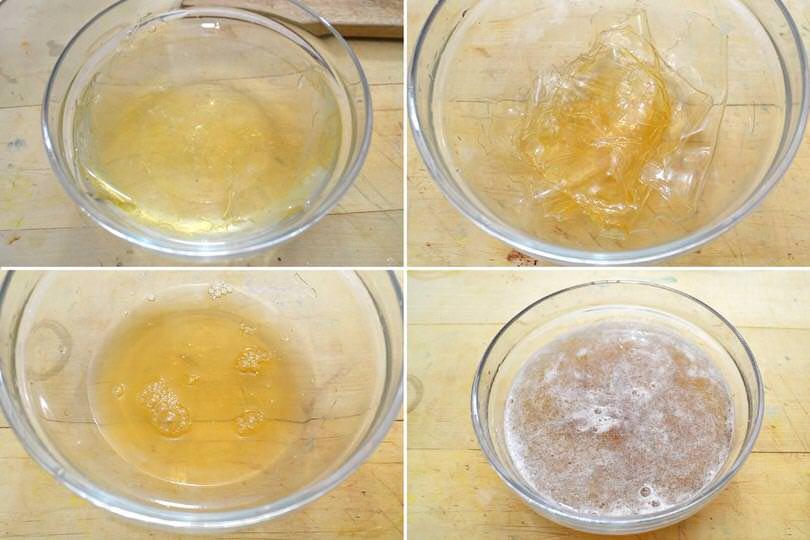 2 preparare la gelatina