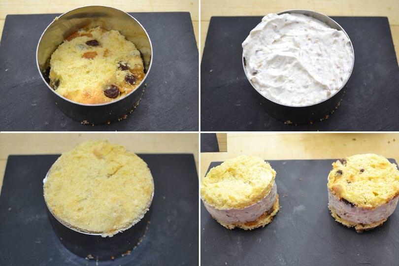 5 aggiungere crema