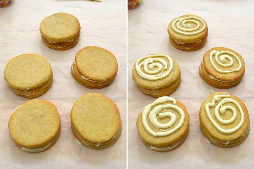 5 decorare biscotti