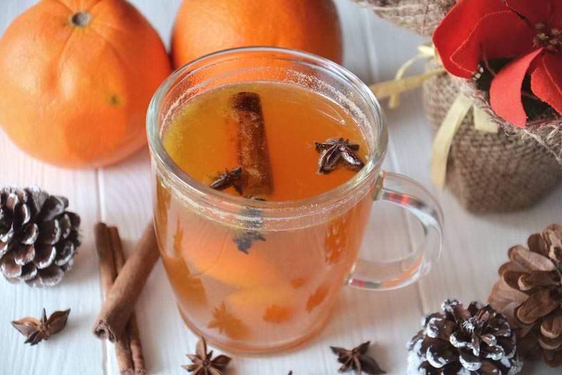 Punch all arancia ricetta punch all arancia di misya for Definizione della lista punch
