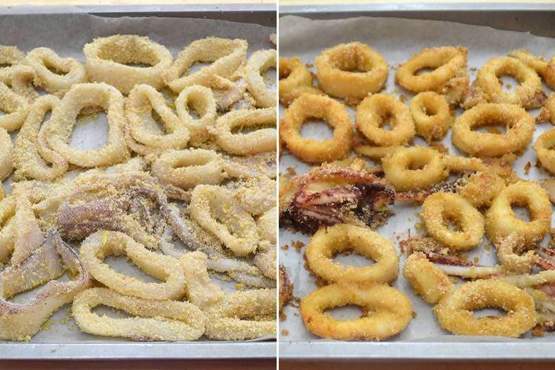 Calamari al forno ricetta calamari al forno di misya