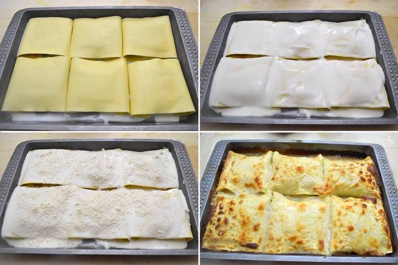 5 cuocere lasagne