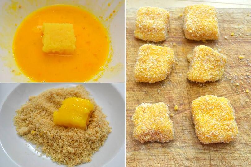 5 impanare la crema