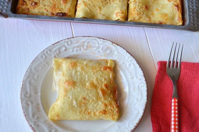 lasagne a pacchetto