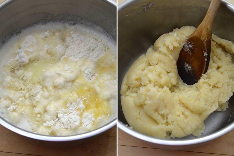 2 pasta coux