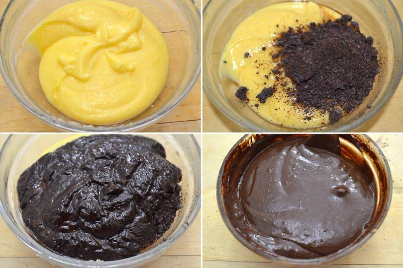 5 preparare crema cioccolato