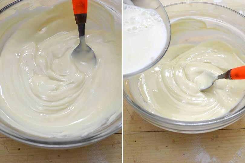 » Torta mocaccina - Ricetta Torta mocaccina di Misya