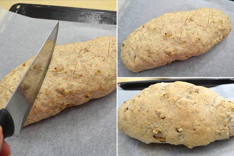 4 cuocere pane