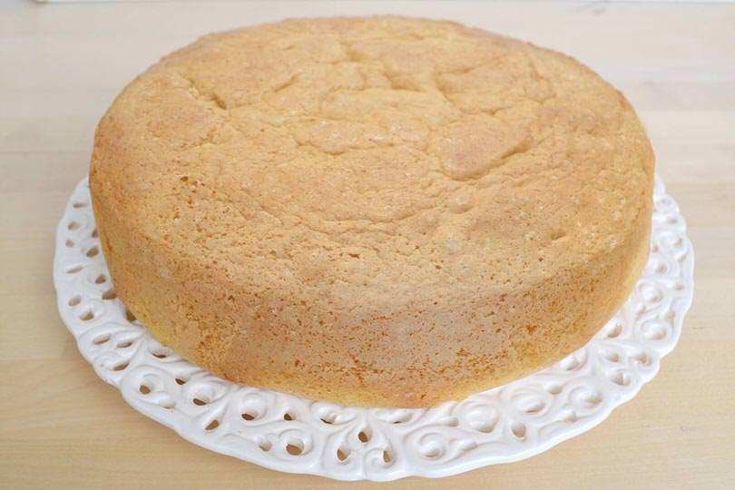 Ricetta Pan Di Spagna Soffice Per Torte.Pan Di Spagna Ricetta Di Misya Info