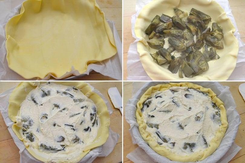 faricre torta salata