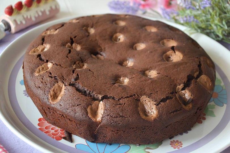 torta con ovetti