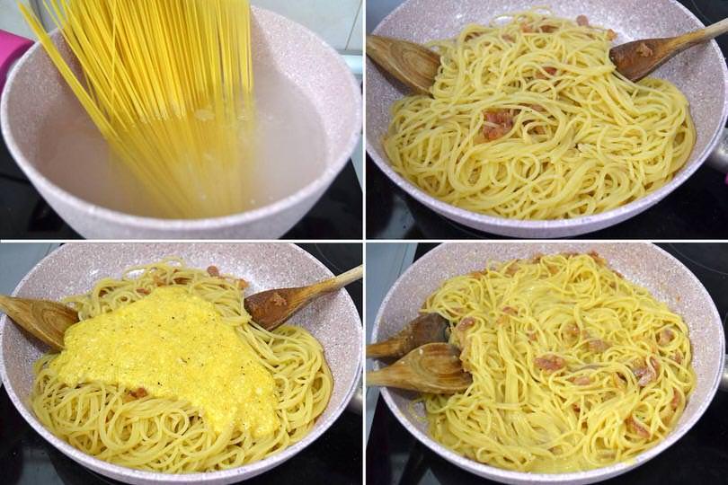 3 cuocere pasta