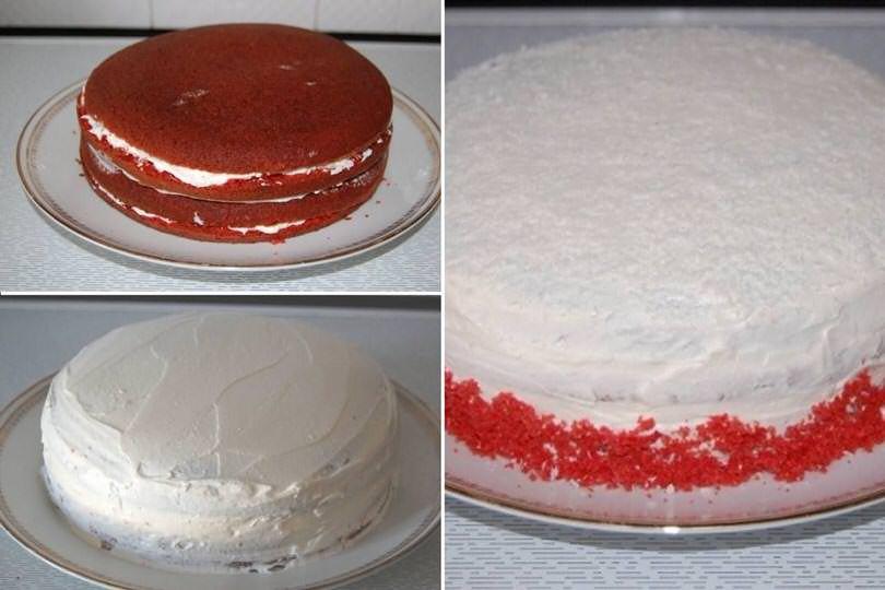 5 glassare e decorare torta