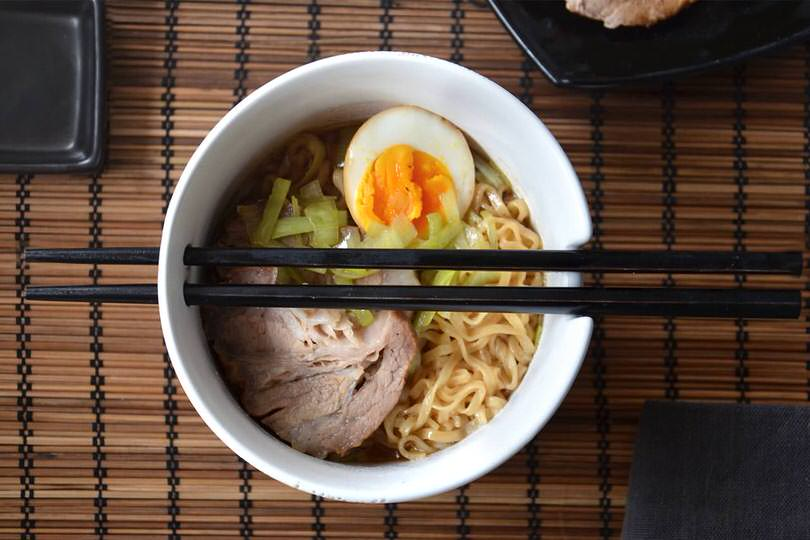 Ricetta Ramen Con Bimby.Ricetta Ramen Giapponese Misya Info