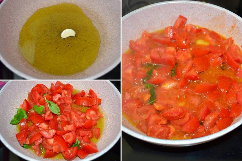2 cuocere pomodori