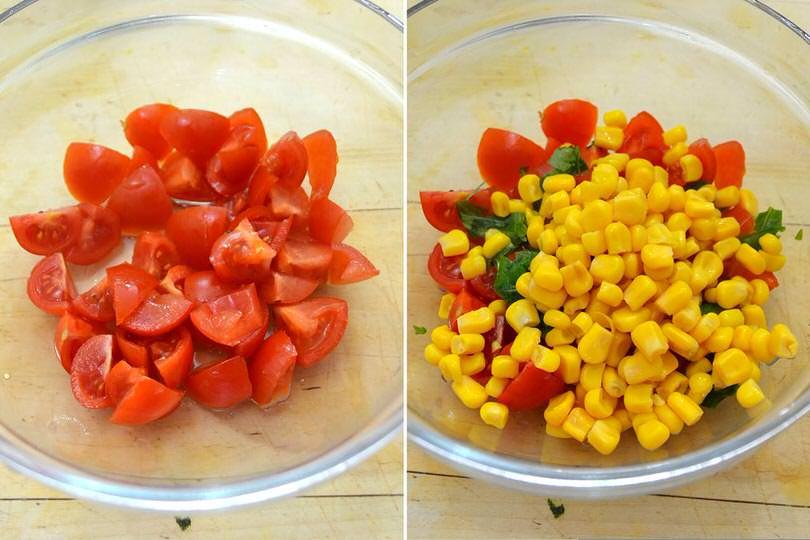 2 pomodorini e mais