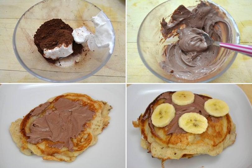 4 farcire pancake