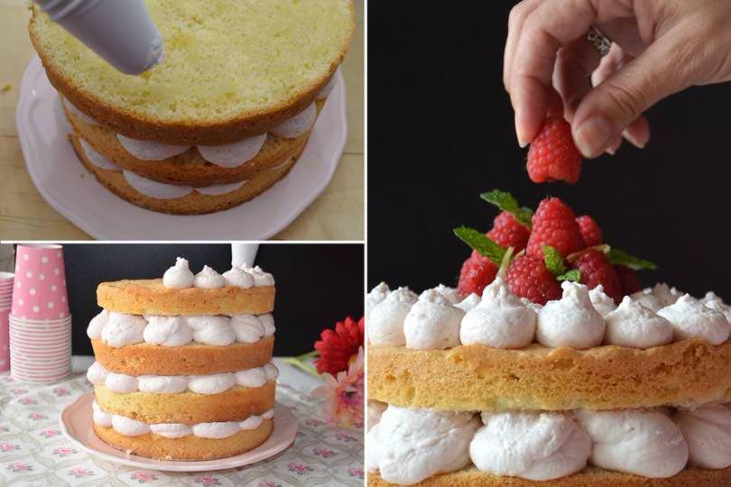 6 comporre torta