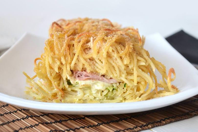 Rotolo di spaghetti