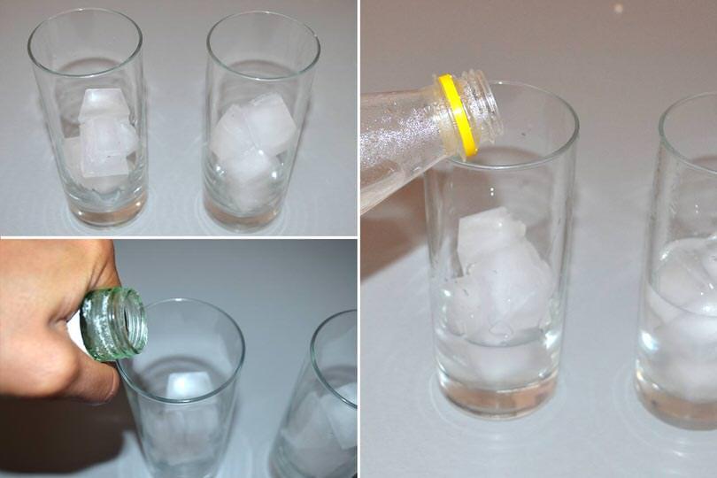 1 gin e acqua tonica