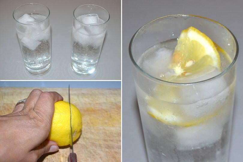 2 aggiungere limone