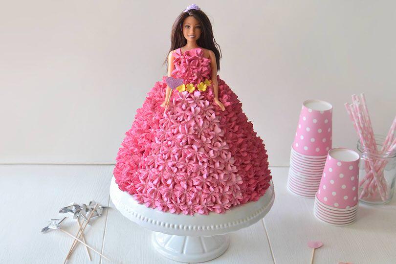 Torta,Barbie. 12. Torta_Barbie