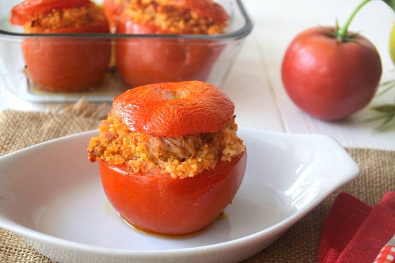 pomodori ripieni cous cous