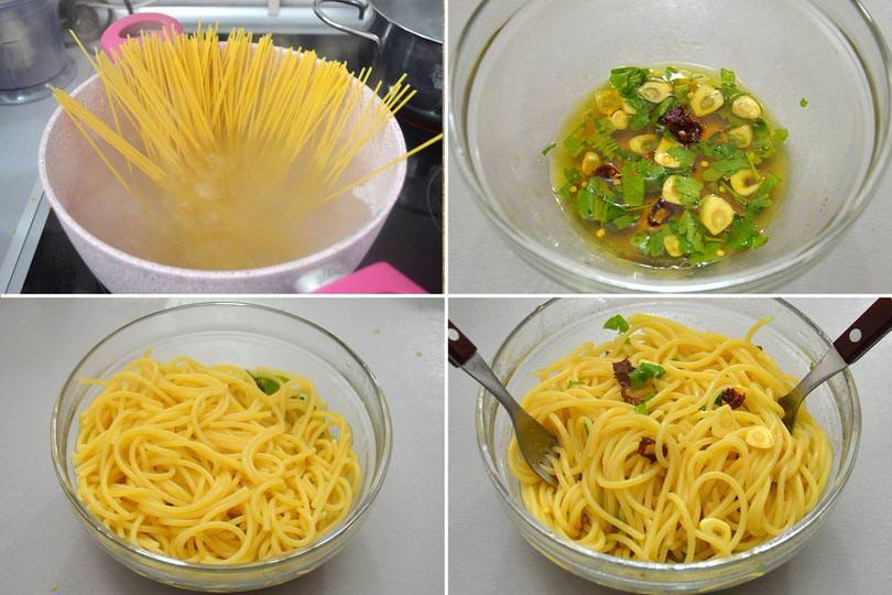 2 aggiungere spaghetti