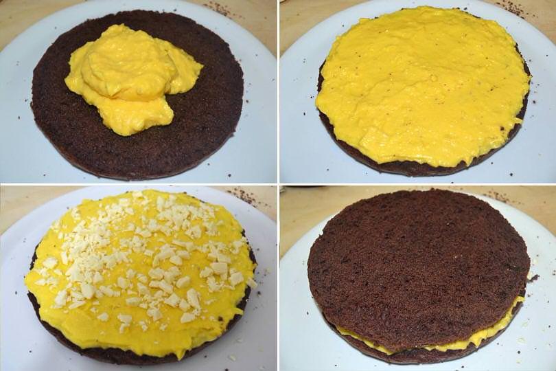 2 farciere torta