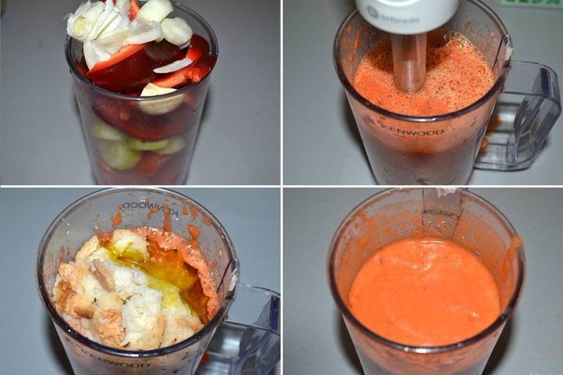 2 frullare ingredienti