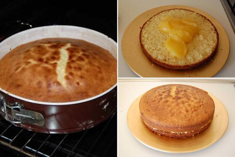 3 farcire torta