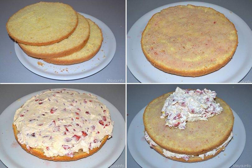 5 farcire torta