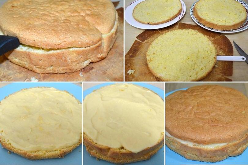 7 farcire torta