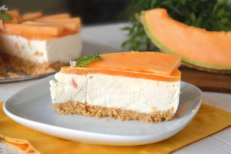 cheesecake melone