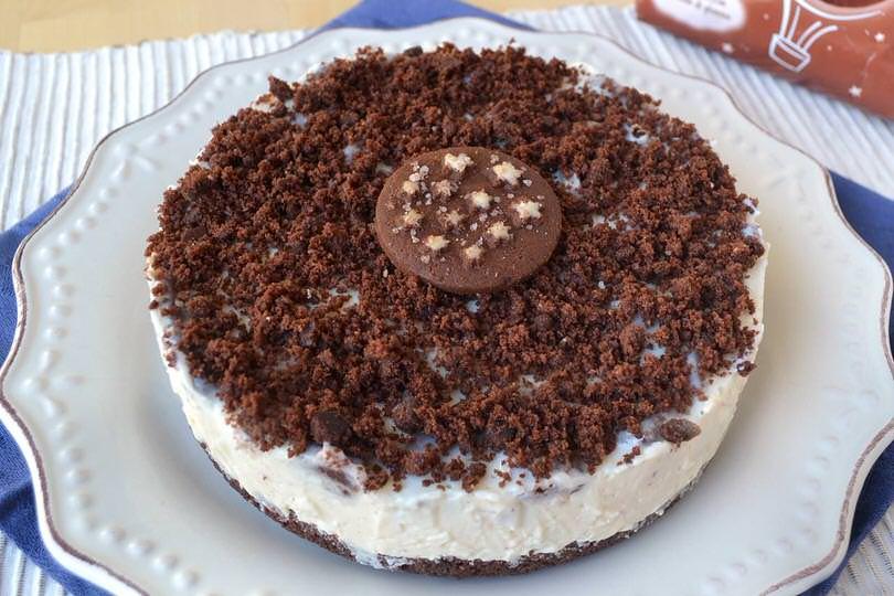 Cheesecake pan di stelle